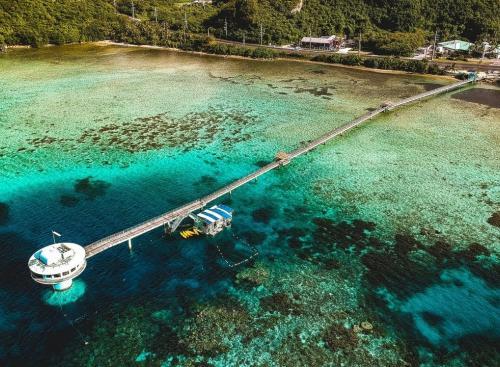 ピティ湾海洋保護区