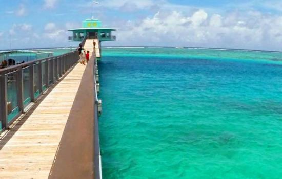 Fish Eye Park - Piti, Guam